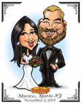 Gift-Caricature