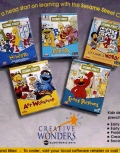 Sesame Street CD-ROM Art