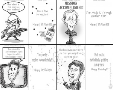 Political Greeting Cards