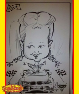 Party Caricatures