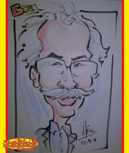 New Jersey Caricatures